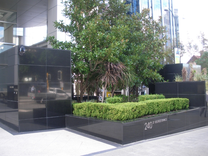 Woodside plaza modern stone and tile for 181 st georges terrace perth